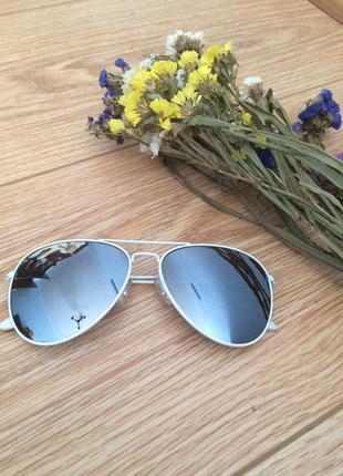 Зеркальні окуляри