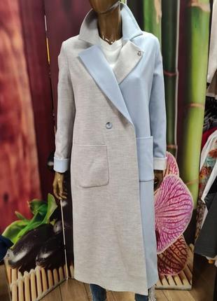 Стильное пальто sogo турция