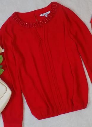 Яркая интересная блуза debenhams, размер 14
