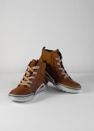 Дитячі черевики ecco