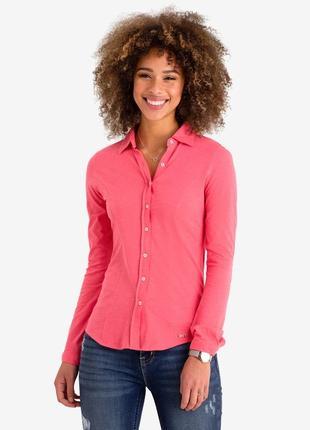 Рубашка женская поло u.s.polo assn оригинал! покупали в сша
