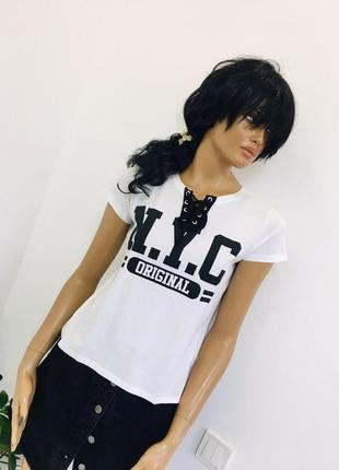 Потрясающая брендовая футболка от fb sister