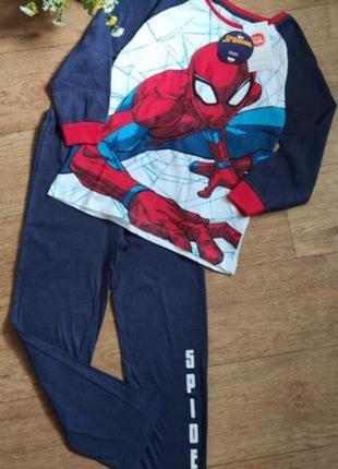Cool club пижама человечек паук