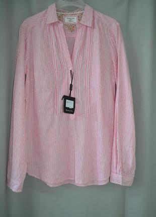 Рубашка massimo dutti  р 40