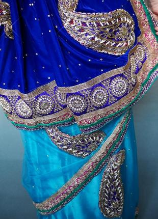 Сари индийское
