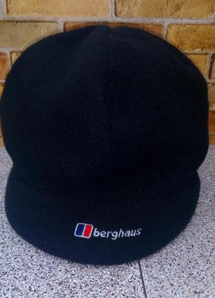 Флисовая шапка от  berghaus