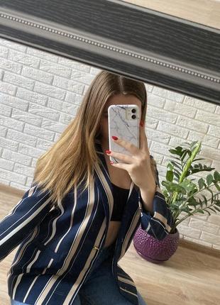Красивенный пиджак от vero moda дизайнерский вид одежды