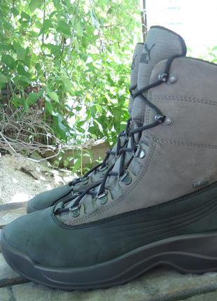 Puma (gore-tex) женские зимние ботинки, сапоги