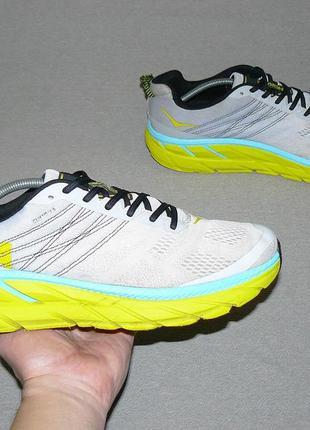 Hoka one one clifton 6 кроссовки для бега оригинал! размер 47-48 31 см