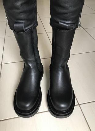 Ботинки зима трендовая модель