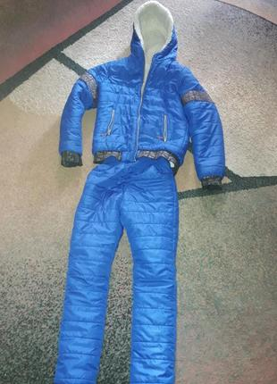 Зимний костюм продан