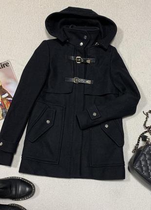 Стильное пальто,размер xs