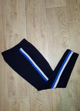 Штаны брюки с лампасами amisu