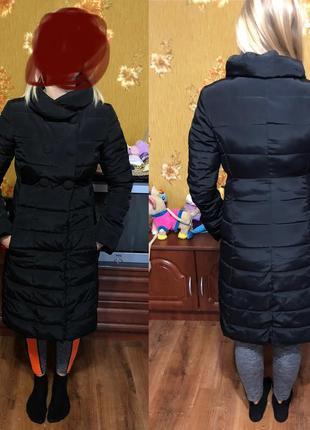 Зимнее пальто 🧥 пуховик  xs-s
