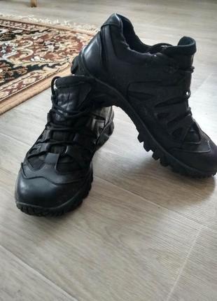 M-tac кроссовки тактические leopard black размер: 41