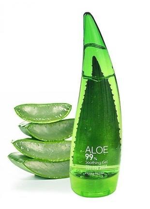 Гель с алое holika holika aloe 99 soothing gel 50 ml