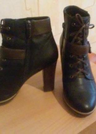 Осенние полусапожки ( ботинки )