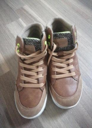 Ботинки vty