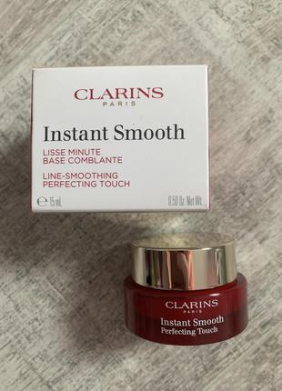 Средство выравнивающее цвет лица clarins lisse minute instant smooth perfecting touch