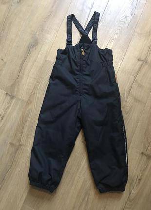 Тёплые зимние брюки reima tec.