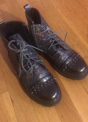 Ботинки демесезон