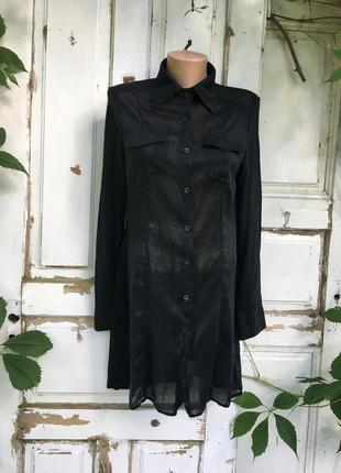 Шелковое платье рубашкв gucci