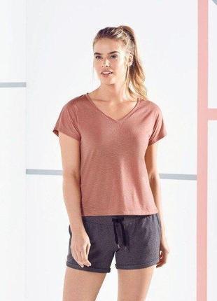 Женская функциональная футболка crivit евро 40-42