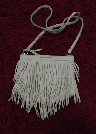 Женская миниатюрная сумочка.