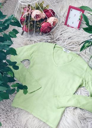 Зелёный свитерок от dorothy perkins