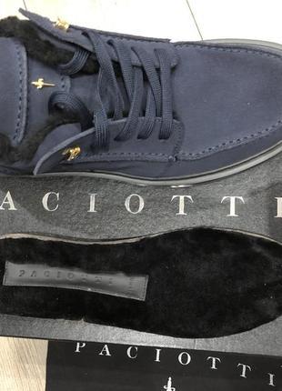 Ботинки мужские cesare paciotti