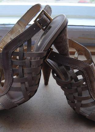 Очень красивые и удобные туфли dumond