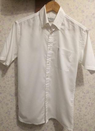 Белоснежная тениска от  yves saint laurent