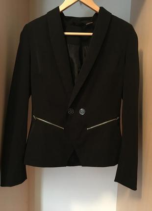 Черный пиджак bodyflirt
