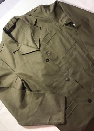 Рабочая роба/стильный  удлиненный пиджак by zimko