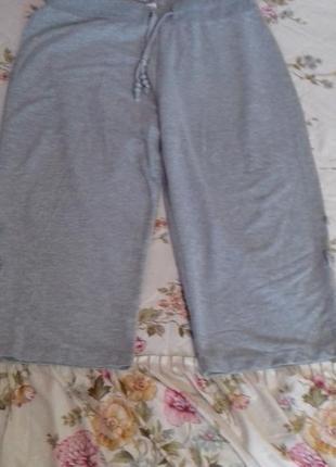 Бріджі  штани  котонові