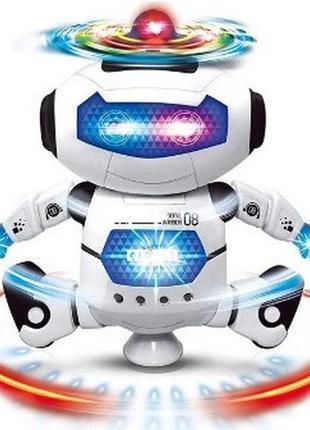 Танцующий робот от 3 лет