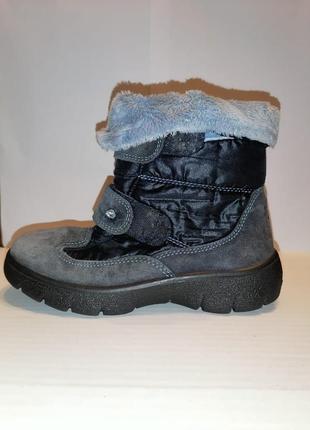 Наши ботинки superfit. 33 р.