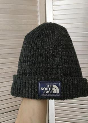 The north face шапка