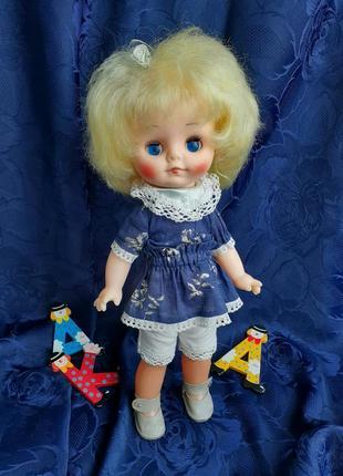 Кукла лариса донецкой фабрики игрушек винтаж ссср советская