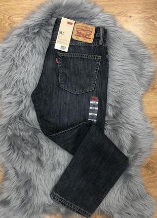 Мужские джинсы фирмы levis 511
