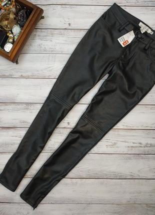 Бомбезные штаны под кожу