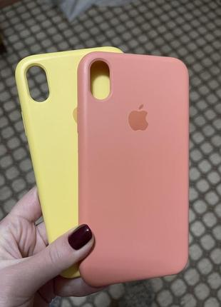 Чехол на iphone xr