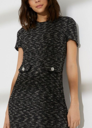Платье в стиле шанель dorothy perkins.