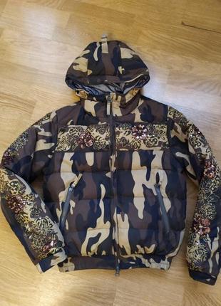 Крутая зимняя куртка