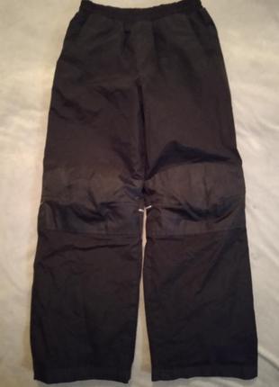 Лыжные зимние термо штаны из канады 128 рост