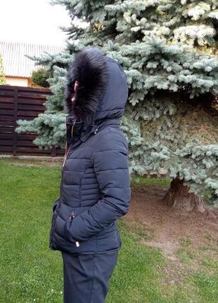 Black friday! куртка утепленная zara!