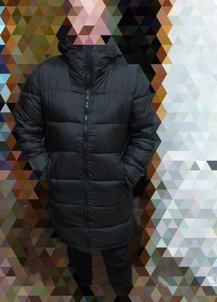 Пуховик куртка мужская pull& bear