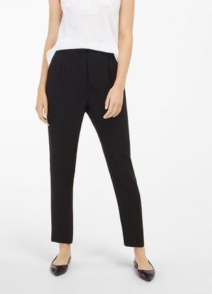 Легкие брюки из вискозы massimo dutti