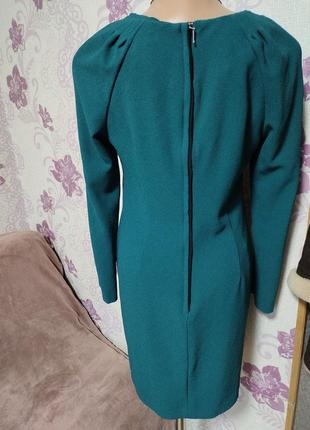 Платье свободного кроя с длинными рукавами от next. скидка до 1 марта!!!4 фото
