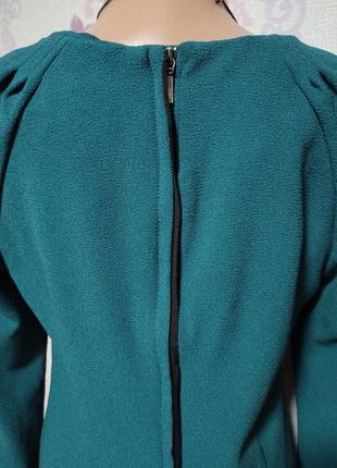 Платье свободного кроя с длинными рукавами от next. скидка до 1 марта!!!5 фото